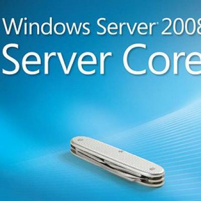 Tổng quan về Windows Server Core
